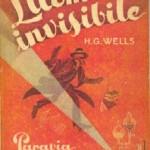 l'uomo invisibile HGWells